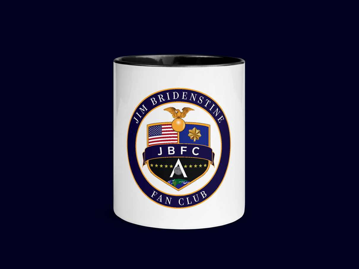 Jim Bridenstine Fan Club Mug